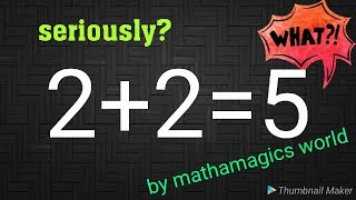 This math trick will confuse your mind/by mathamagics world