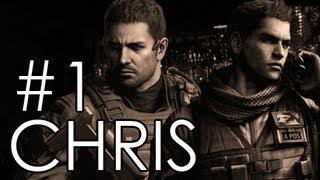 「Resident Evil 6 」Chris & Piers - Boss: B.O.W. Gigantes