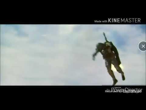 Trunks Save The Future / Trunks VS Goku Black/