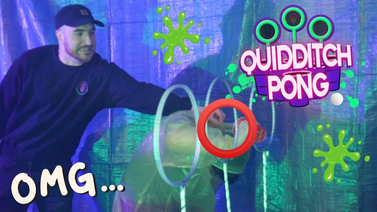 Quidditch Pong Quarter final 3