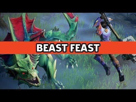 Dauntless Will Scratch Your Monster Hunter Itch - GameSpot Live