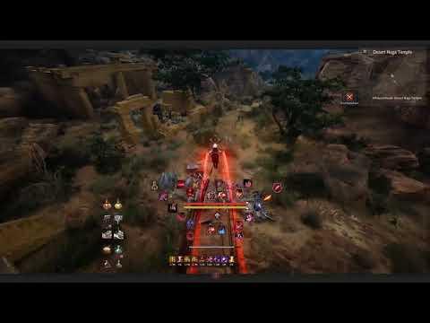 Black Desert Online Lahn PvP