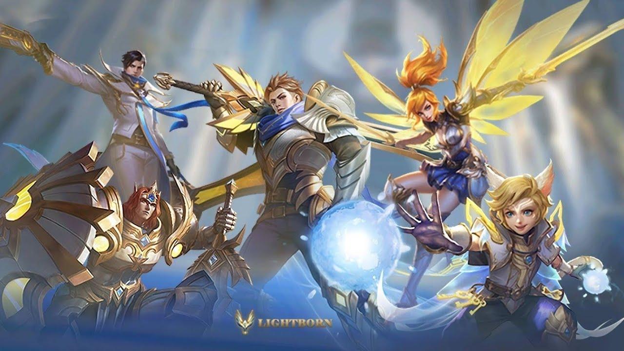 Mobile Legends | Lightborn Squad members - YouTube