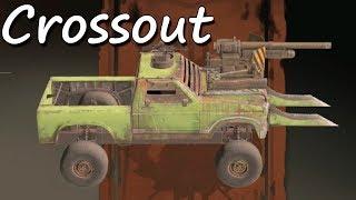Крутая игра про Тачки - Кроссаут Хищные машины  Сrossout