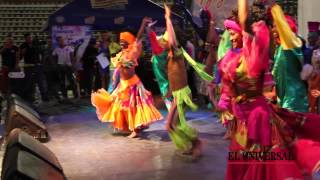 Segundo Preludio de las Fiestas de Independencia en Cartagena 2013