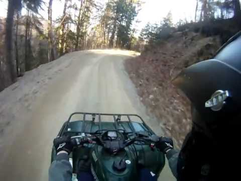 GoPro HD: Yamaha Grizzly 350 4x4