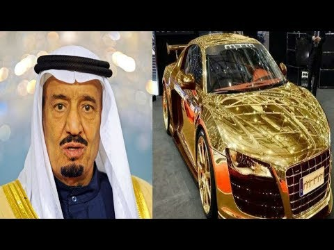 सऊदी अरब के राजा सलमान का लाइफस्टाइल - Saudi Arabia King Salman Lifestyle thumbnail