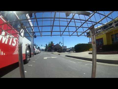 Bicycle Tour of Broadway, El Cajon, CA