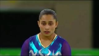 Dipa Karmakar -  Vault Final -  2016 Rio Olympics Games
