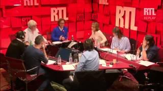 Stéphane Bern reçoit Nathalie Baye dans A la bonne heure du 28-08-2015 partie 1