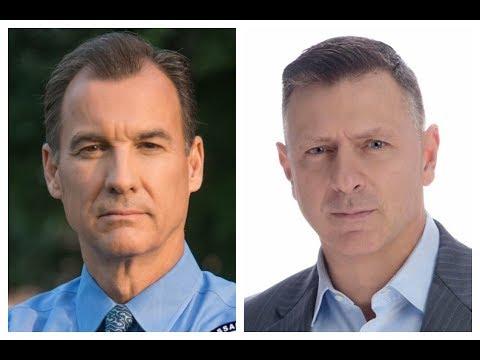 Battleground New York: Congressman Tom Suozzi faces Navy vet Dan DeBono