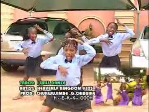 Download I Will Dance - Hervenly Kingdom Kids