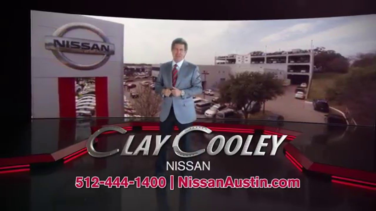 Clay Cooley Nissan Austin >> Clay Cooley Nissan Of Austin Beginning Of The Year Savings