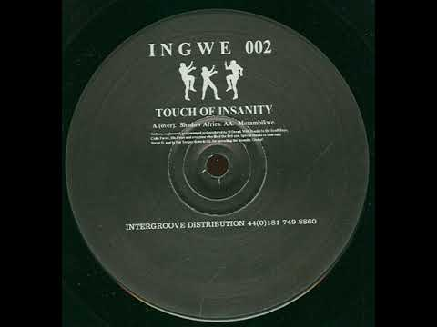 Touch Of Insanity – Shadow Africa (1995)