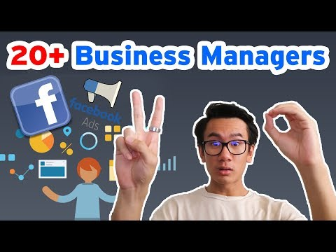 UNLIMITED Facebook Business Manager Accounts