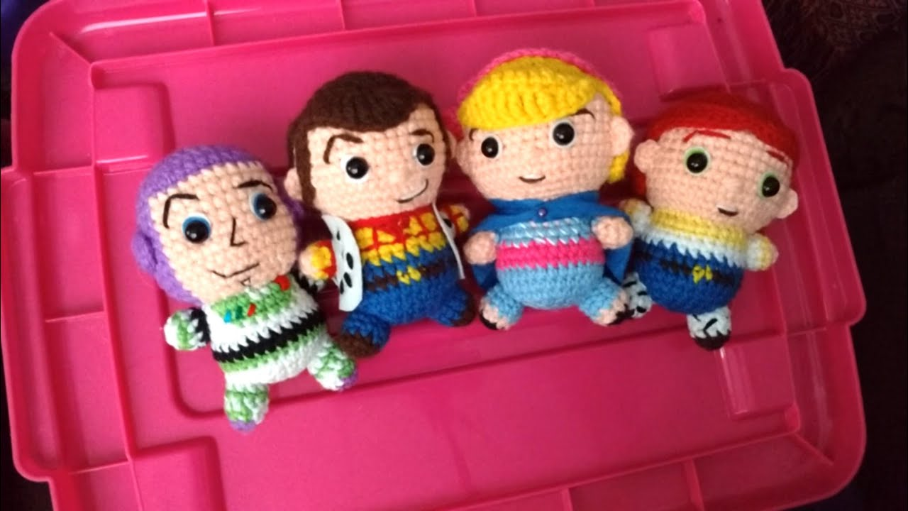 Cute And Easy To Crochet Doll Amigurumi - Pattern Center | 720x1280