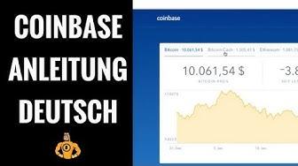 Coinbase Anleitung Deutsch - Der Krypto Börsen Vergleich von Blockchain Hero