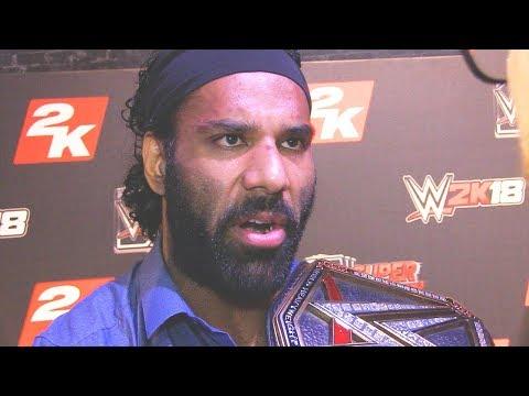 Jinder Mahal Interview: Bodybuilding, French Montana, NJPW G1