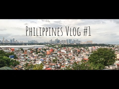 FOREIGNERS GO TO THE TENEMENT -- MANILA, TAGUIG -- Philippines Vlog #1