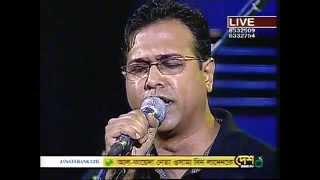 Jontronar Preme Porechi -By- Asif Akbar [Desh TV Live]