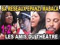 Théâtre BA RÉSEAUX EPANZI MABALA Episode 1-2 Les Amis Du Théâtre