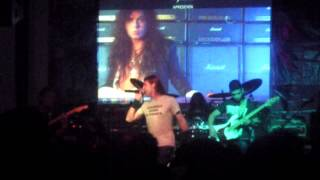 BRUNO SUTTER - POWER(HELLOWEEN) - LIVE FORTALEZA