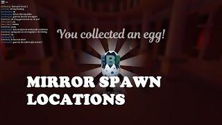 ROBLOX Egg Hunt: os ovos perdidos 2017-guia EBR Mirror (versão VIDEO)