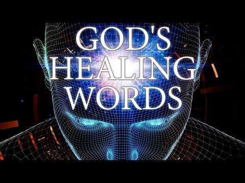 Play This Over & Over Again & Allow God's Healing Words To Take Over