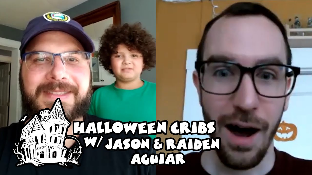 Halloween Cribs w/ Jason & Raiden