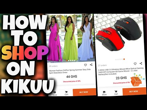 Download How To Shop on Kikuu
