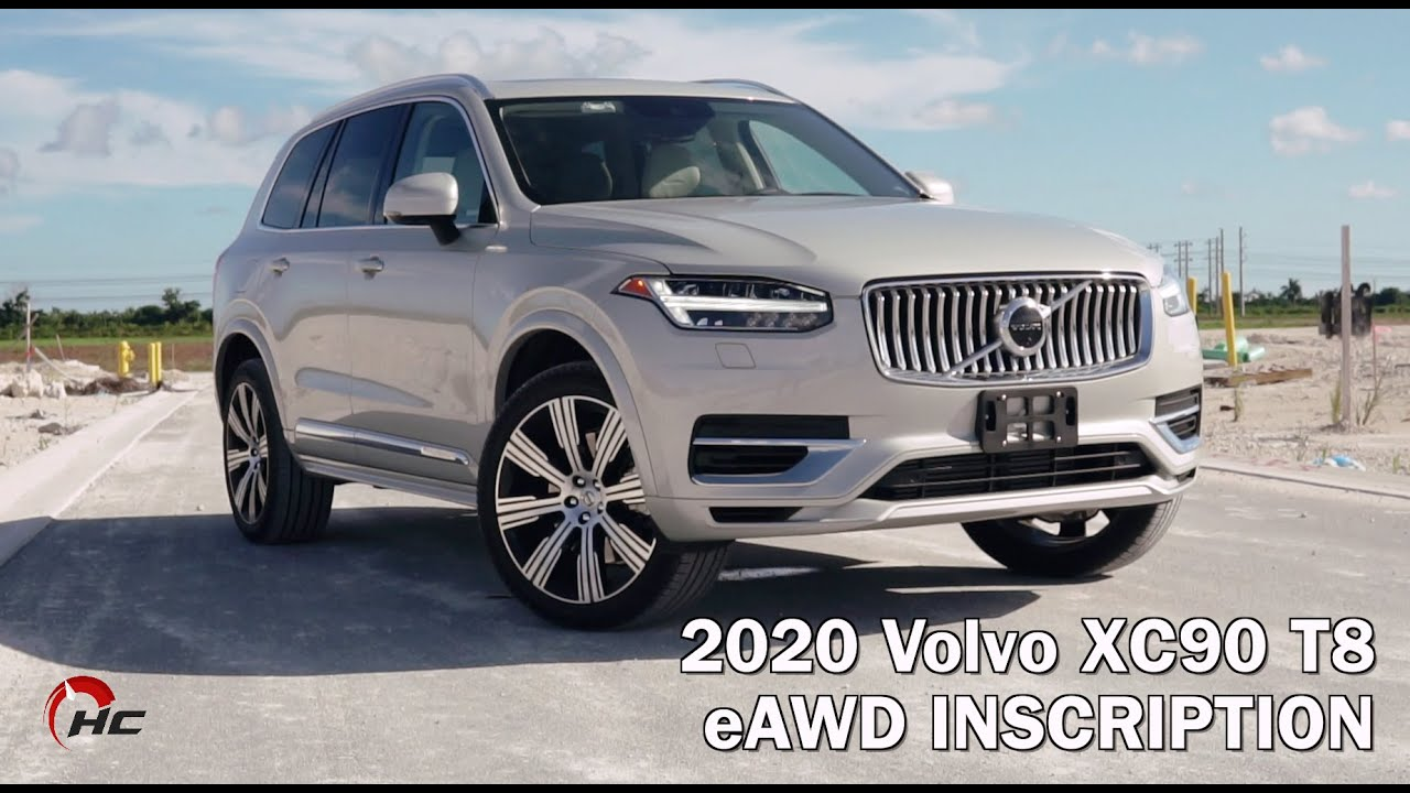 Here's Why The 2020 Volvo XC90 Is One Of The Safest Family SUVs You Can Buy