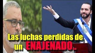 Mauricio Funes pide a diputados destituir a NABU como presidente