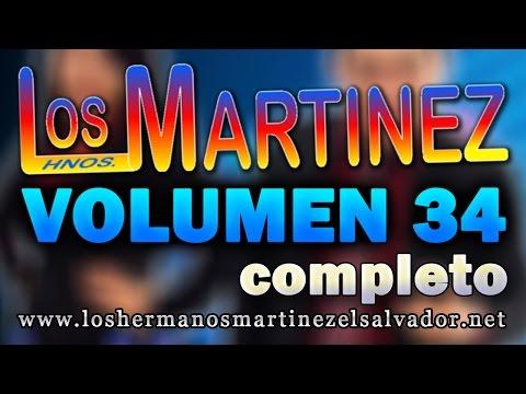 Los Hermanos Martinez de El Salvador Volumen 34 Completo