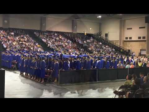 Vandebilt Catholic High School Graduation 2017