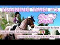 Star Stable Training Time! #3 More of Your Secrets 😳