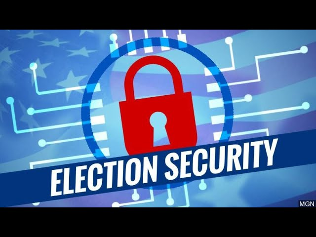 Election CyberSecurity - Can The Election Machines Get Hacked?