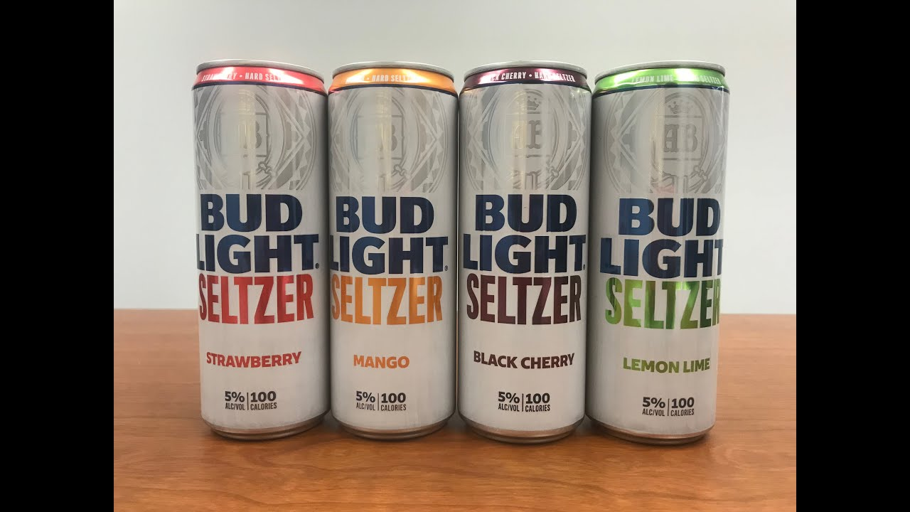 Bud Light Seltzer Launches At Anheuser Busch Brewery In Baldwinsville