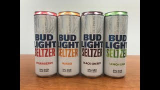 Bud Light Seltzer launches at Anheuser-Busch brewery in Baldwinsville