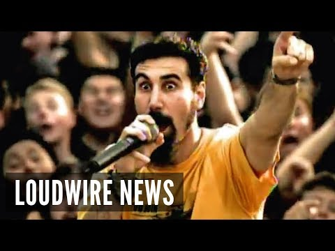 Serj Tankian Rejects System of a Down New Album Buzz