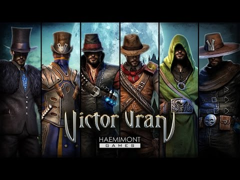 Let's Play Victor Vran Part 10 - The Merchant Quarter 60FPS 1080p