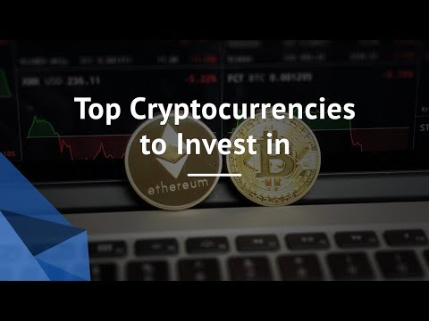 Top Cryptocurrencies to Invest in 2019 | Find out Best Cryptocurrency | Eckovation