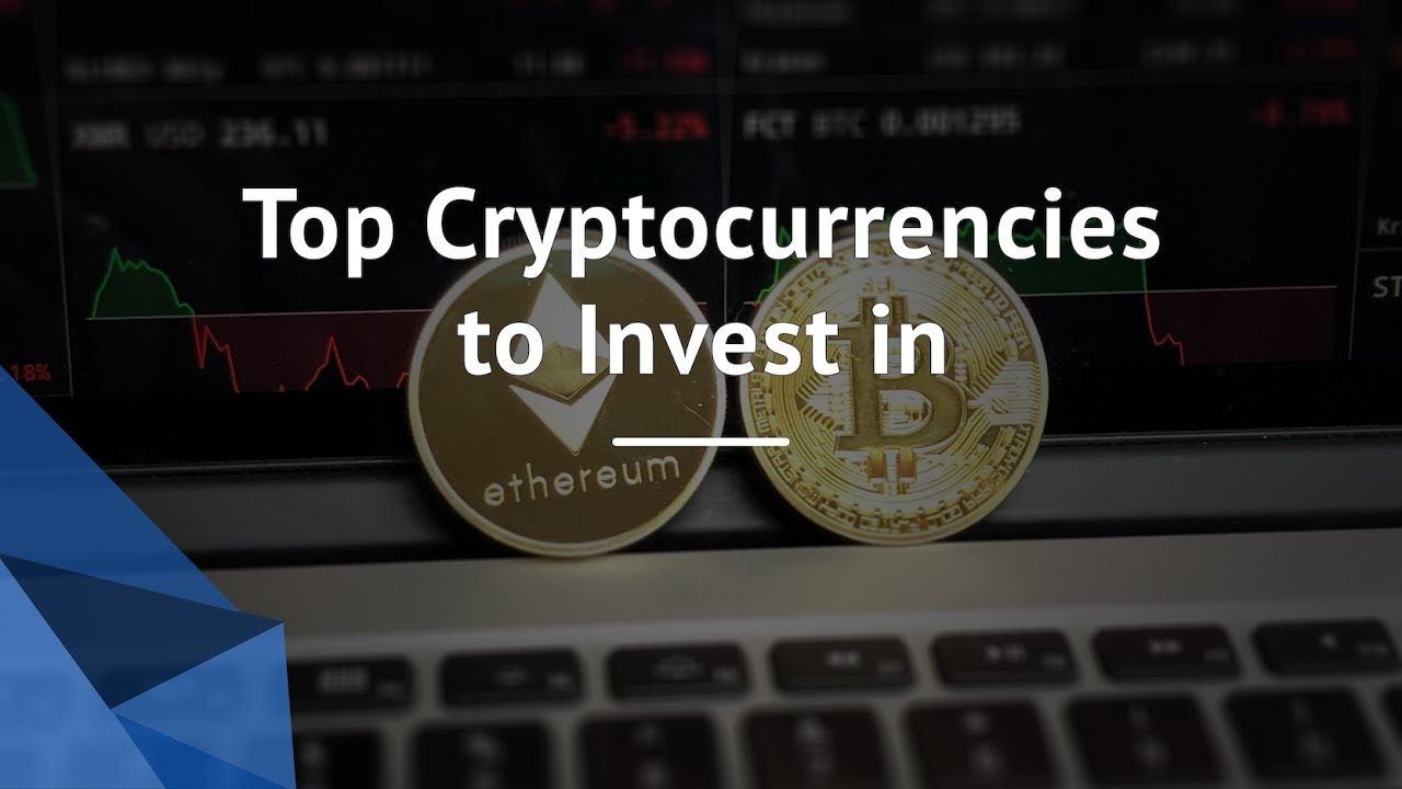 top cryptocurrency to invest in today