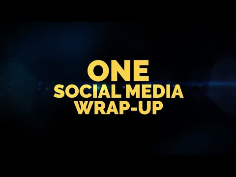 ONE Social Media Wrap-Up | 17 February 2019