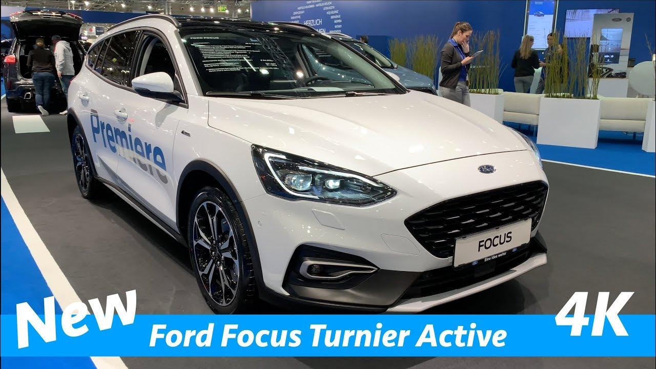 Ford Focus Titanium Turnier 2019