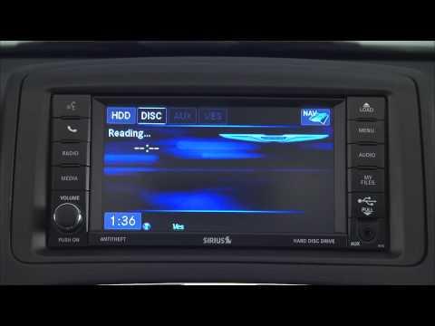 2015 Dodge Grand Caravan | Uconnect Multimedia - Video Entertainment System (VES)