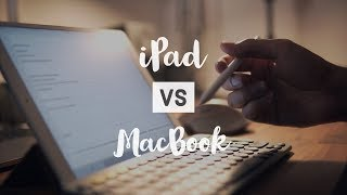 iPad vs Macbook for Students - Can a tablet replace your laptop?