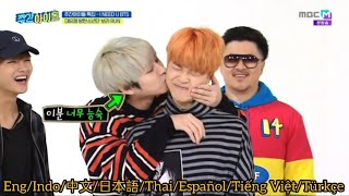 Weekly Idol Ep.517 BTS Full Episode