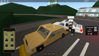 Life on the Run (pt. 1) - ROBLOX NYC - ft. Zevra