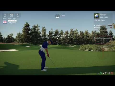 The Golf Club 2 - Luke Donald plays The L.Donald Course, Mizuno CC