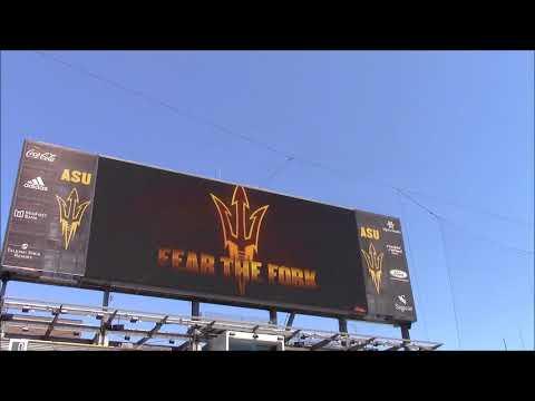 DevilsDigest TV: New Sun Devil Stadium Video Board Presentation